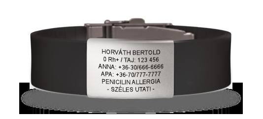 d99ca76aba Motoros azonosító karkötő - ProiD
